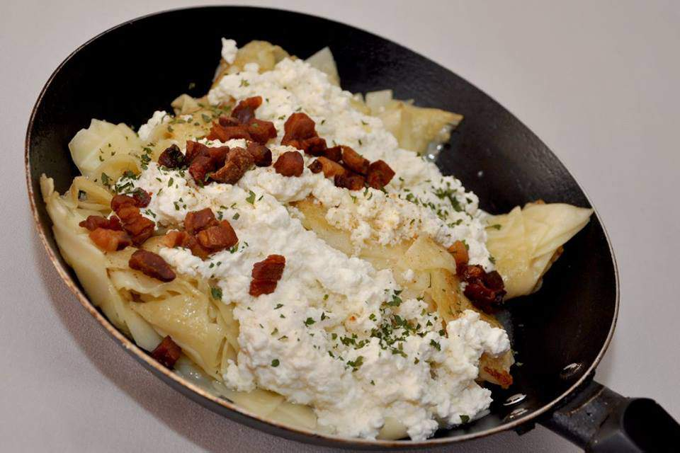 cottage cheese pasta