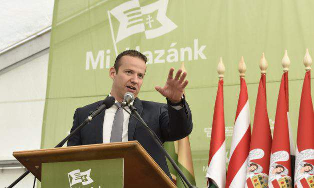 Opposition Jobbik's splinter group forms new political party