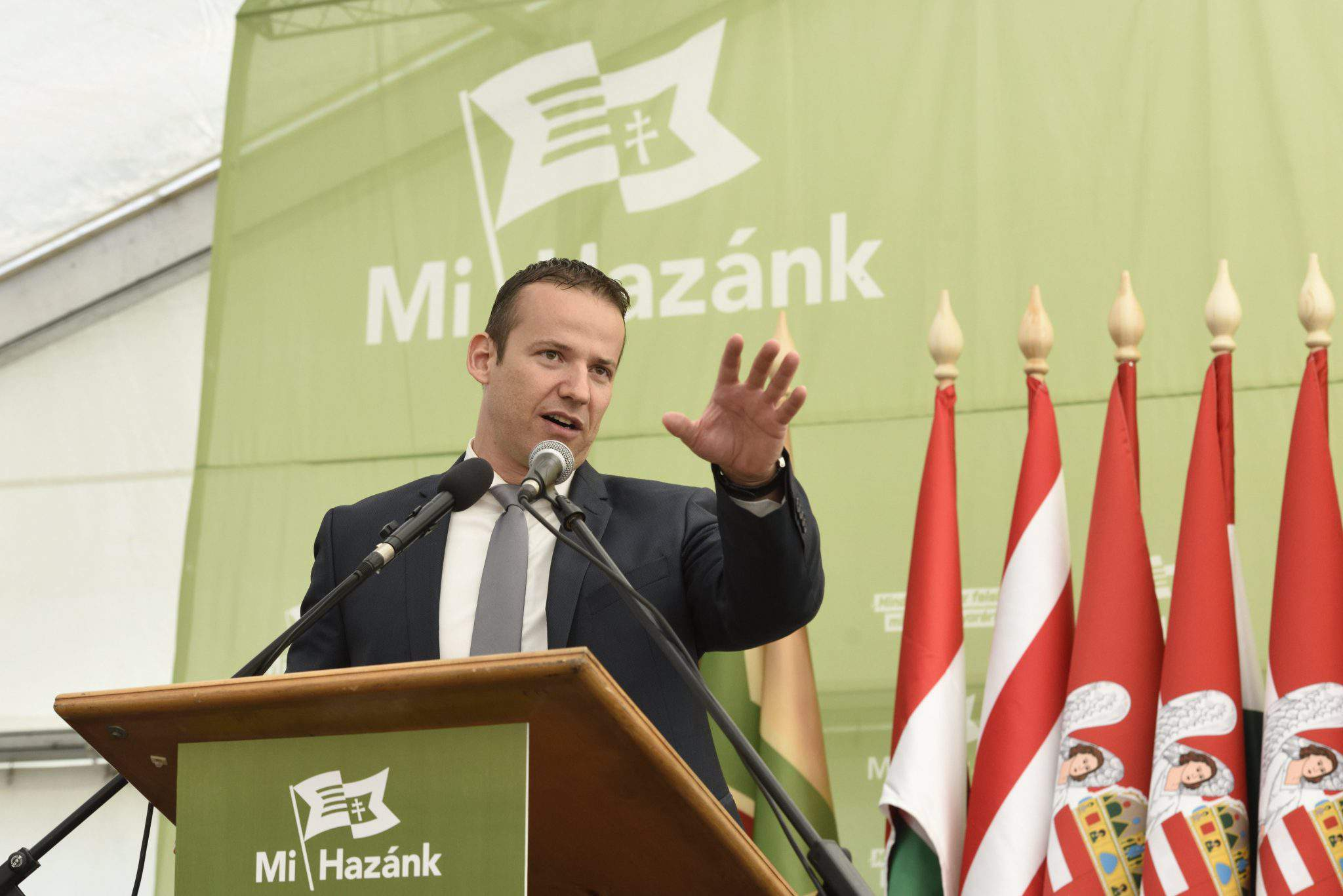 Jobbik Our Homeland
