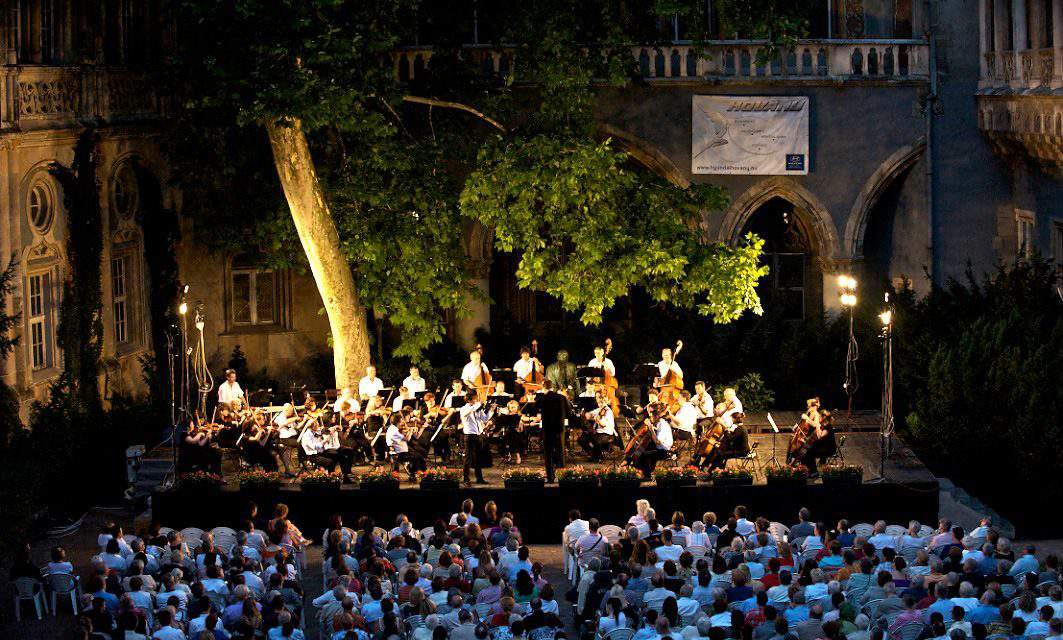 Classical tunes fill this summer in Hungary
