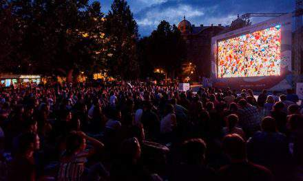 5+1 places in Budapest to watch the FIFA World Cup