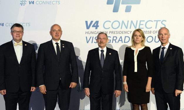 Visegrád interior ministers meet in Budapest