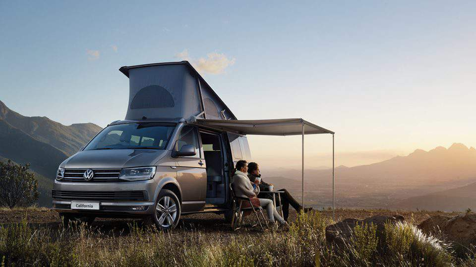 Volkswagen honours Lake Balaton with newest camper van model