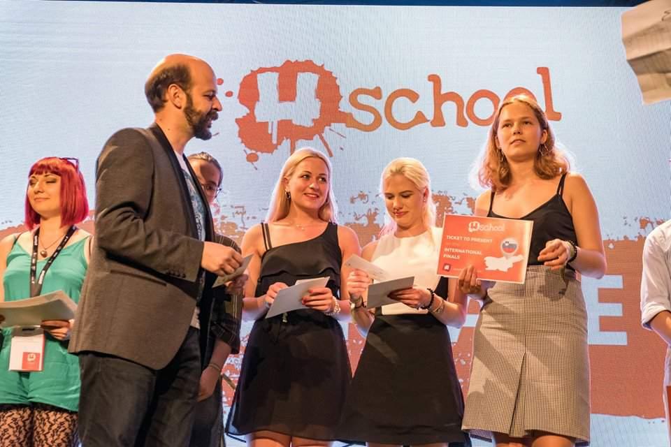 uschool, startup, winner