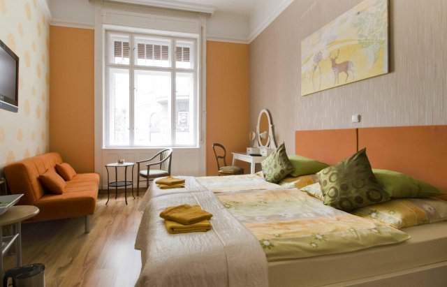 Budapest Guestrooms Hotel Inn