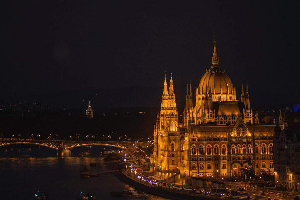 Budapest parliament Hungary Hungarian