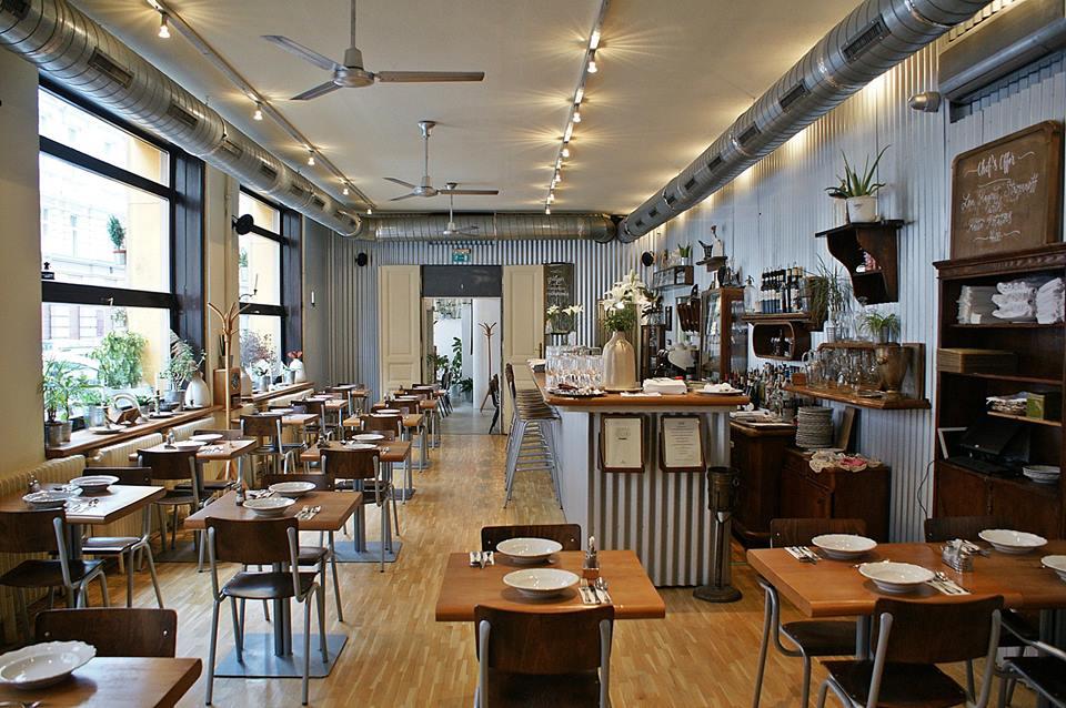 Gettó-Gulyás restaurant