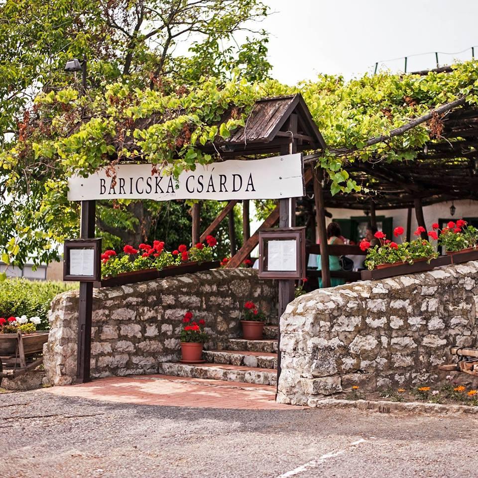 Baricska restaurant