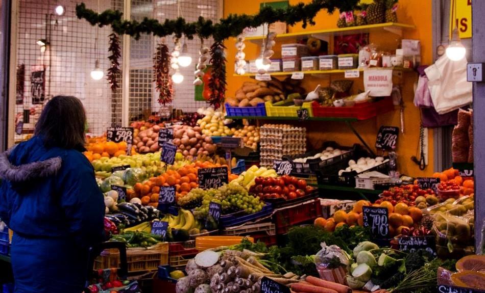 Fény utca piac