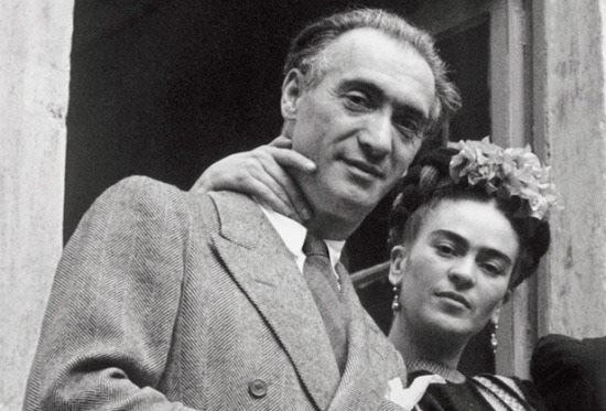 Frida Kahlo's Hungarian lover – Miklós Muray