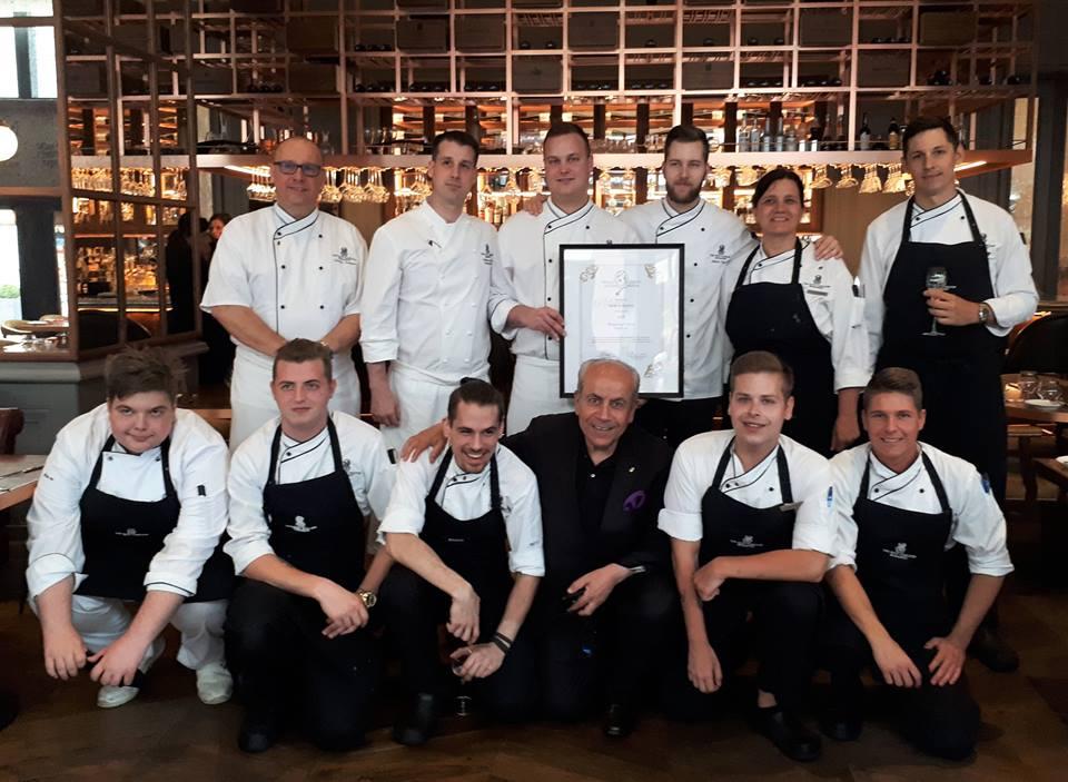 Deák St. Kitchen Budapest