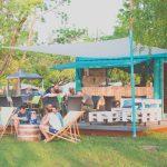 Restaurant buffet lángos Lake Balaton Paletta