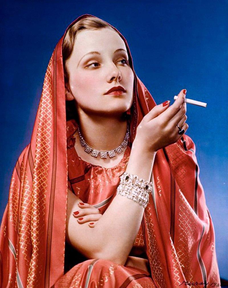 Lucky strike cigarette ad