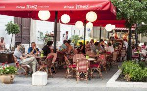 PestBuda restaurant