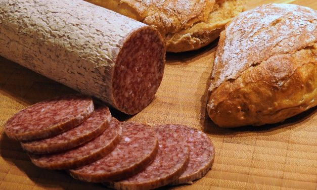 The best salami in Hungary