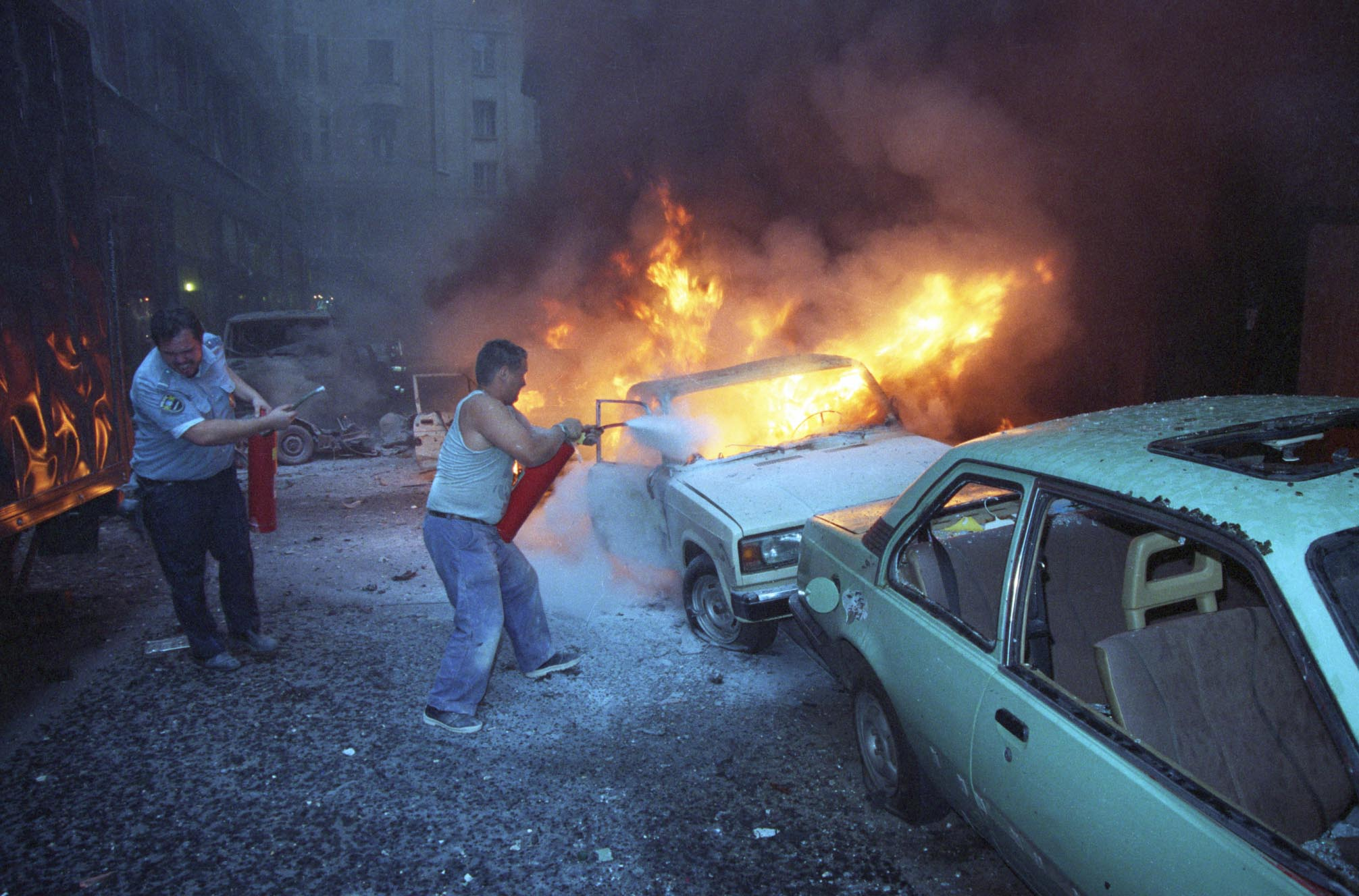 The biggest mob vendetta in Hungarian history happened 20 years ago