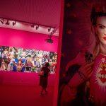 Frida Kahlo exhibition Budapest