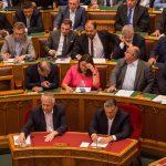 Orbán Hungarian parliament