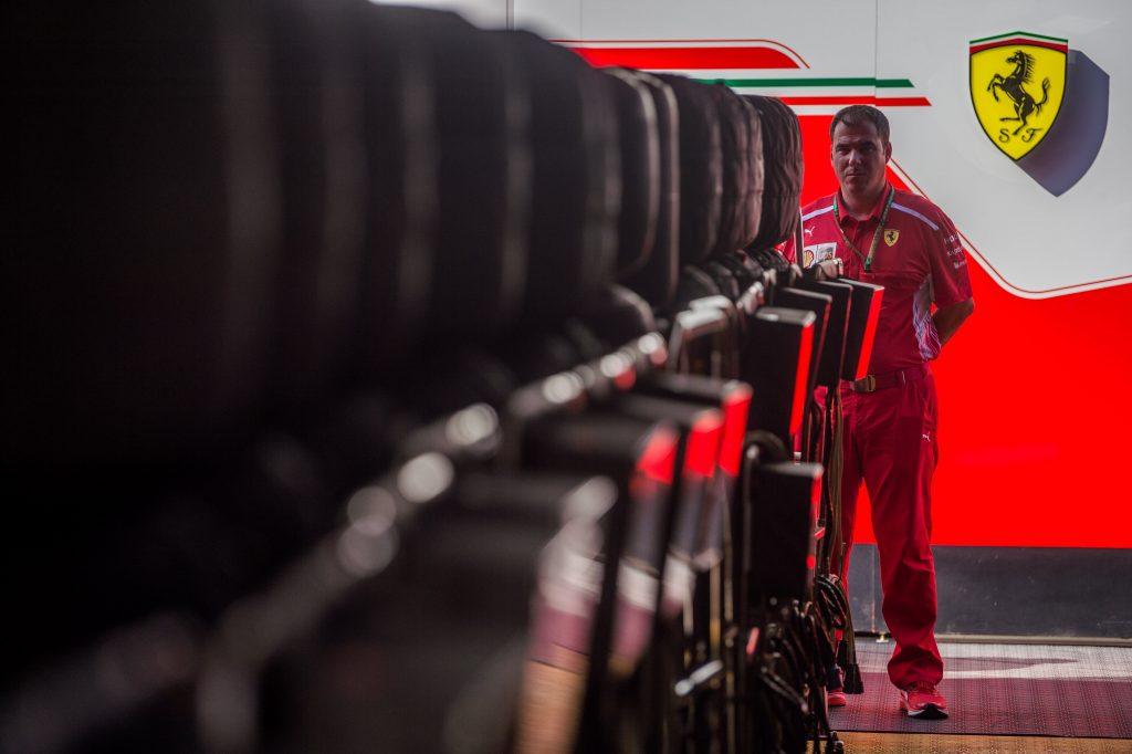 Hungaroring Ferrari