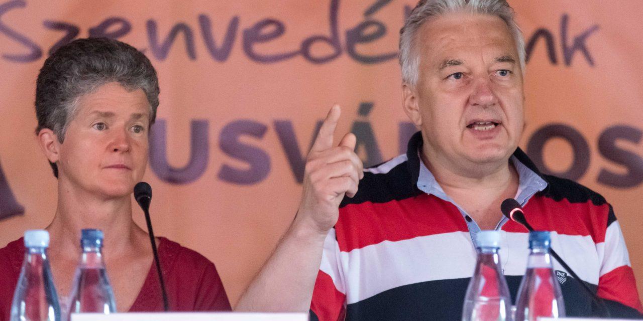 Deputy PM urges autonomy for Romania Hungarians
