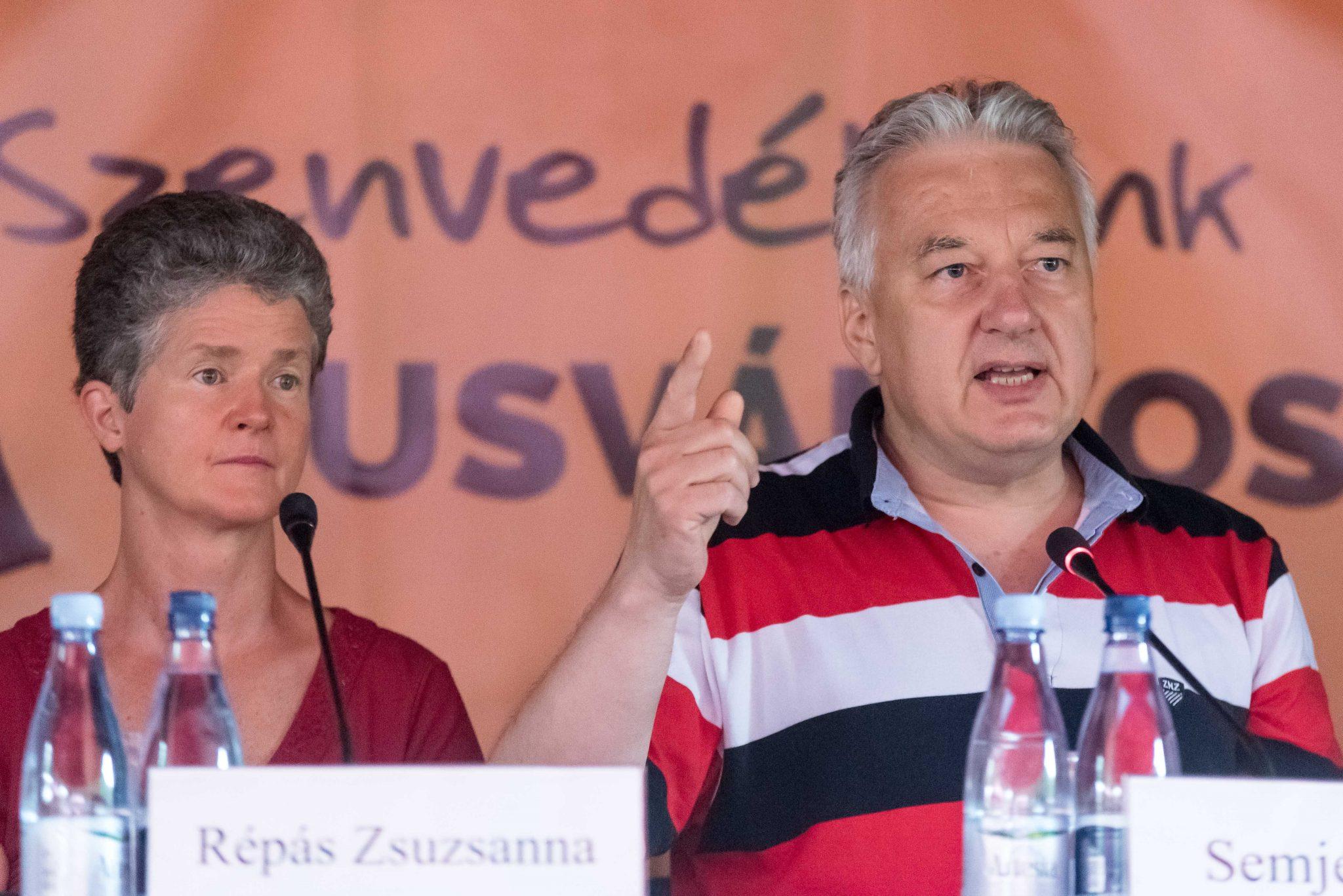 Deputy PM Zsolt Semjén