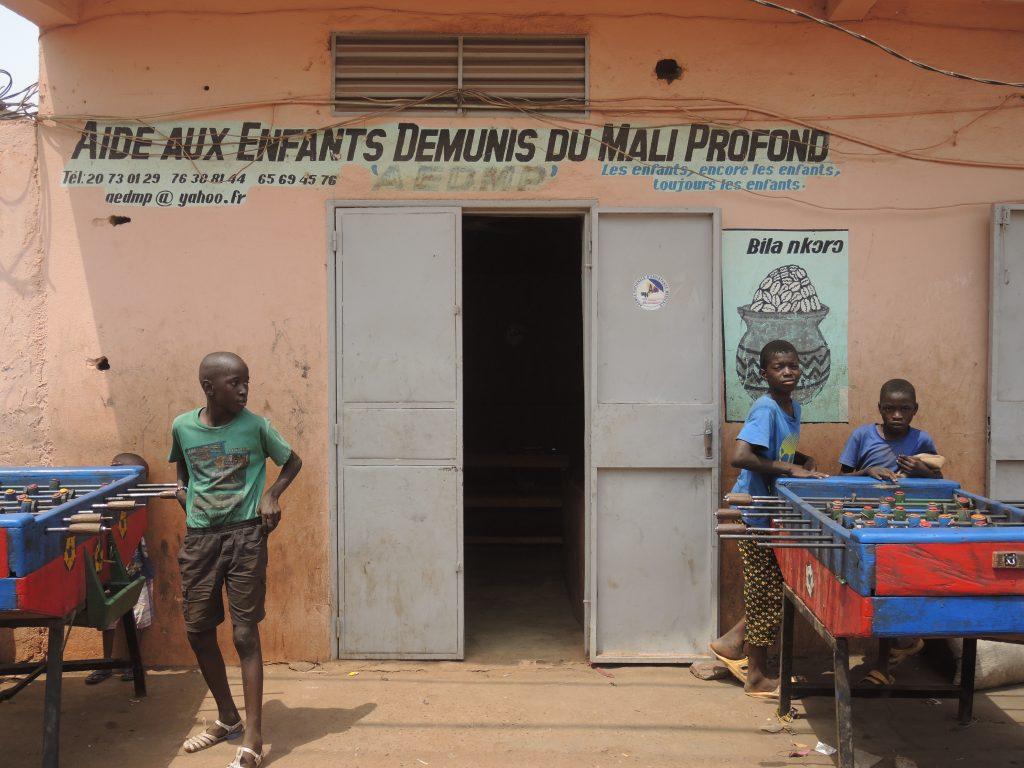 Mali children African-Hungarian Union