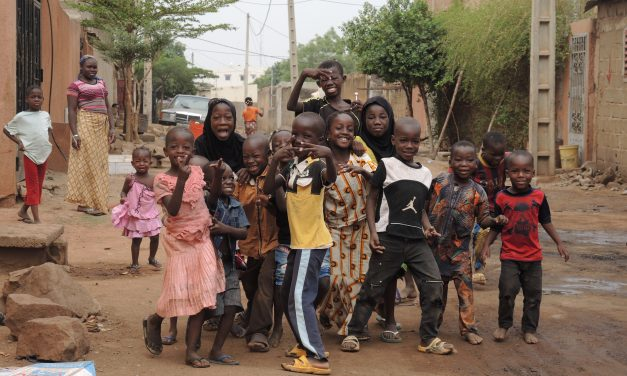 African-Hungarian Union: Disabled people can be happy too! – Photos from Mali