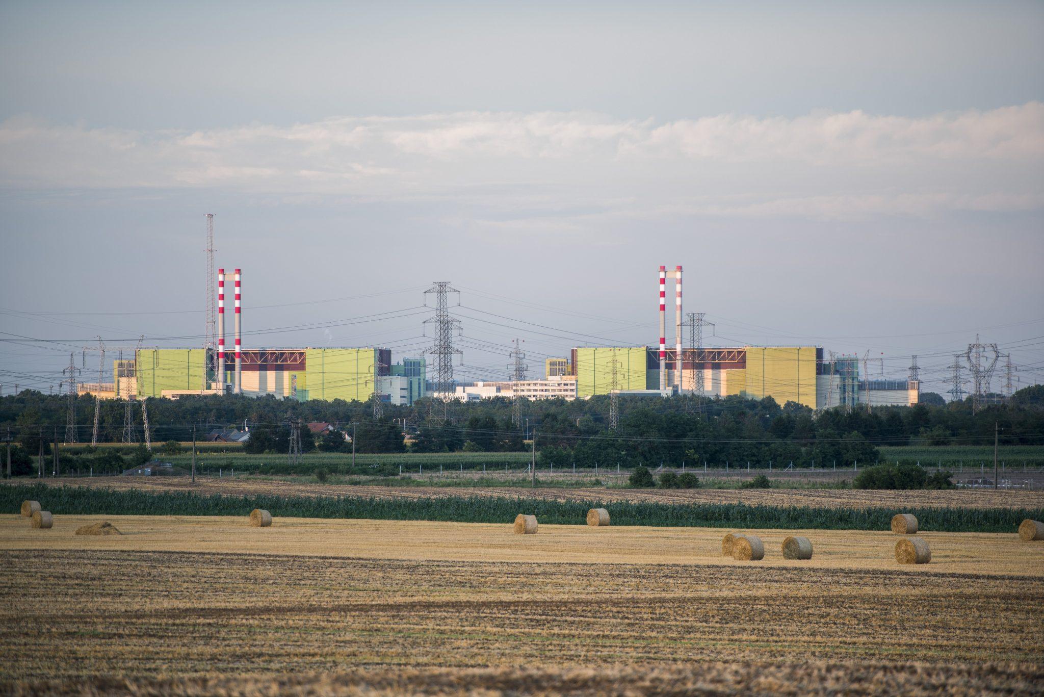 nuclear plant Paks