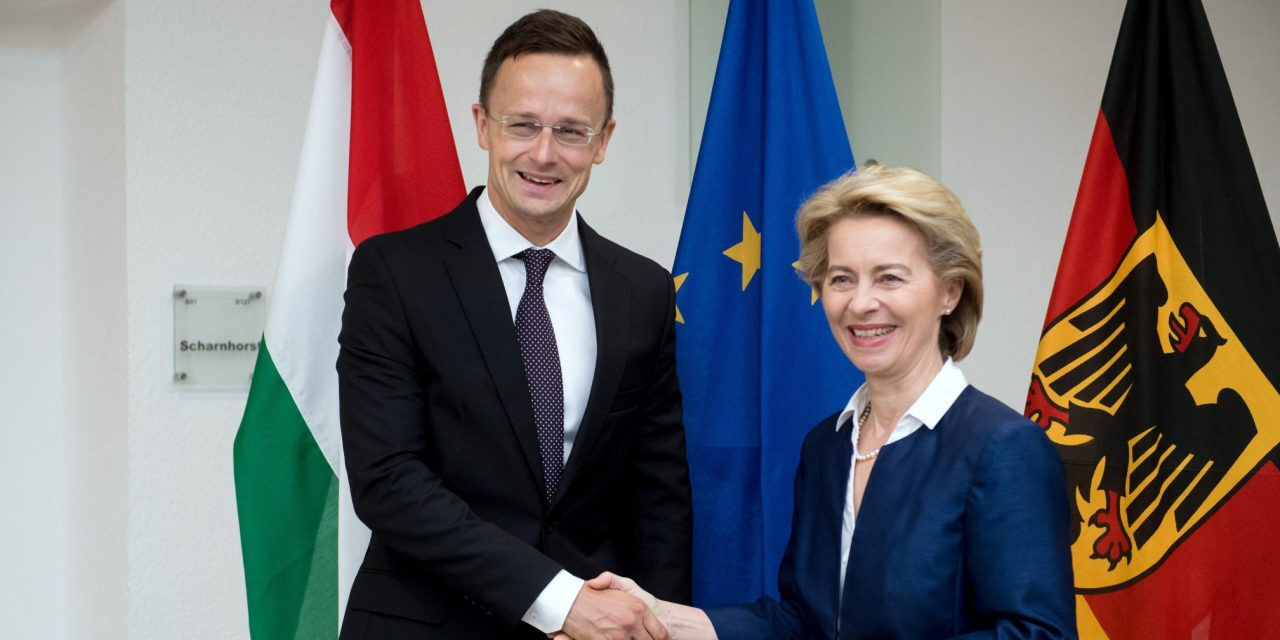 Extremely close Hungarian-German defence cooperation to be established, says Hungary's FM in Berlin
