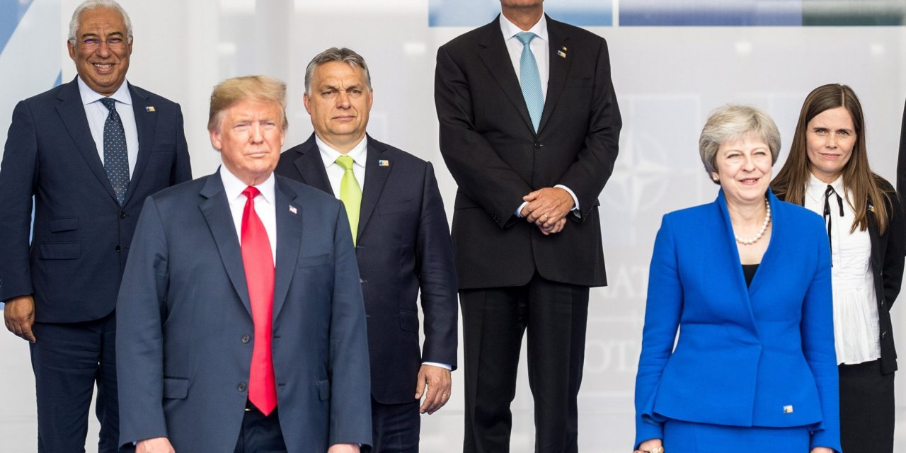 NATO summit – Hungary 'one of safest countries' globally, says Orbán