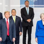 NATO summit Brussels Orbán Trump