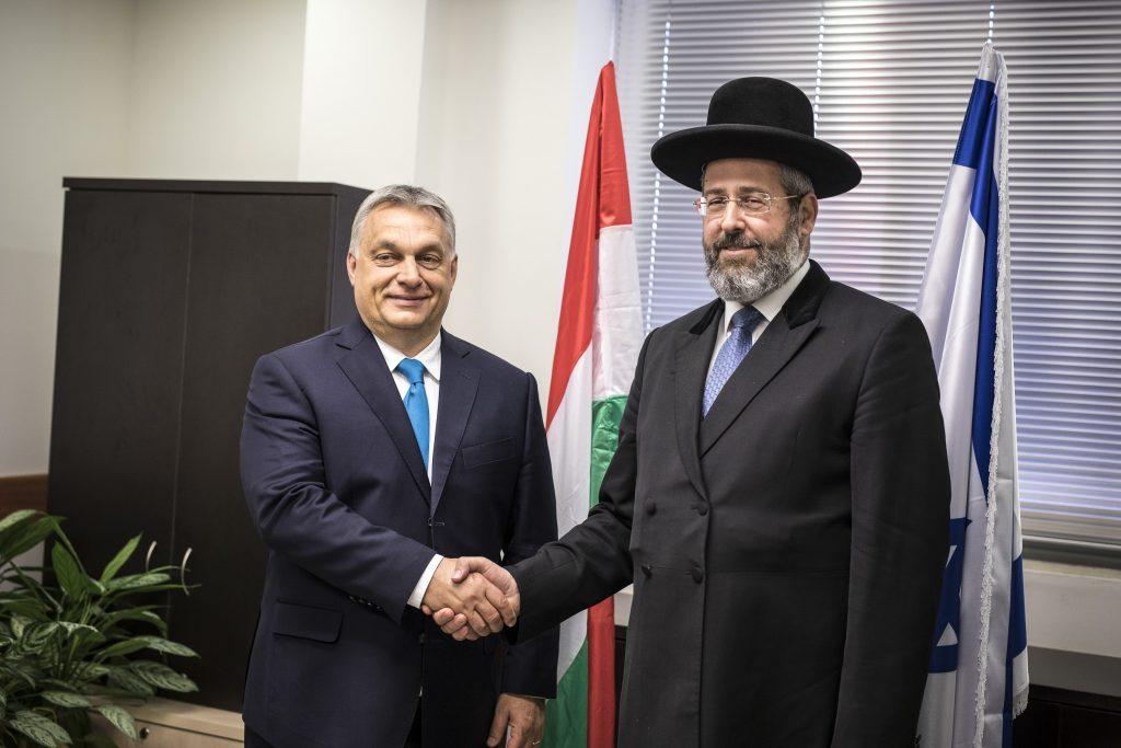 Orbán Israel