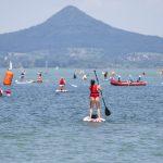 Lake Balaton sup