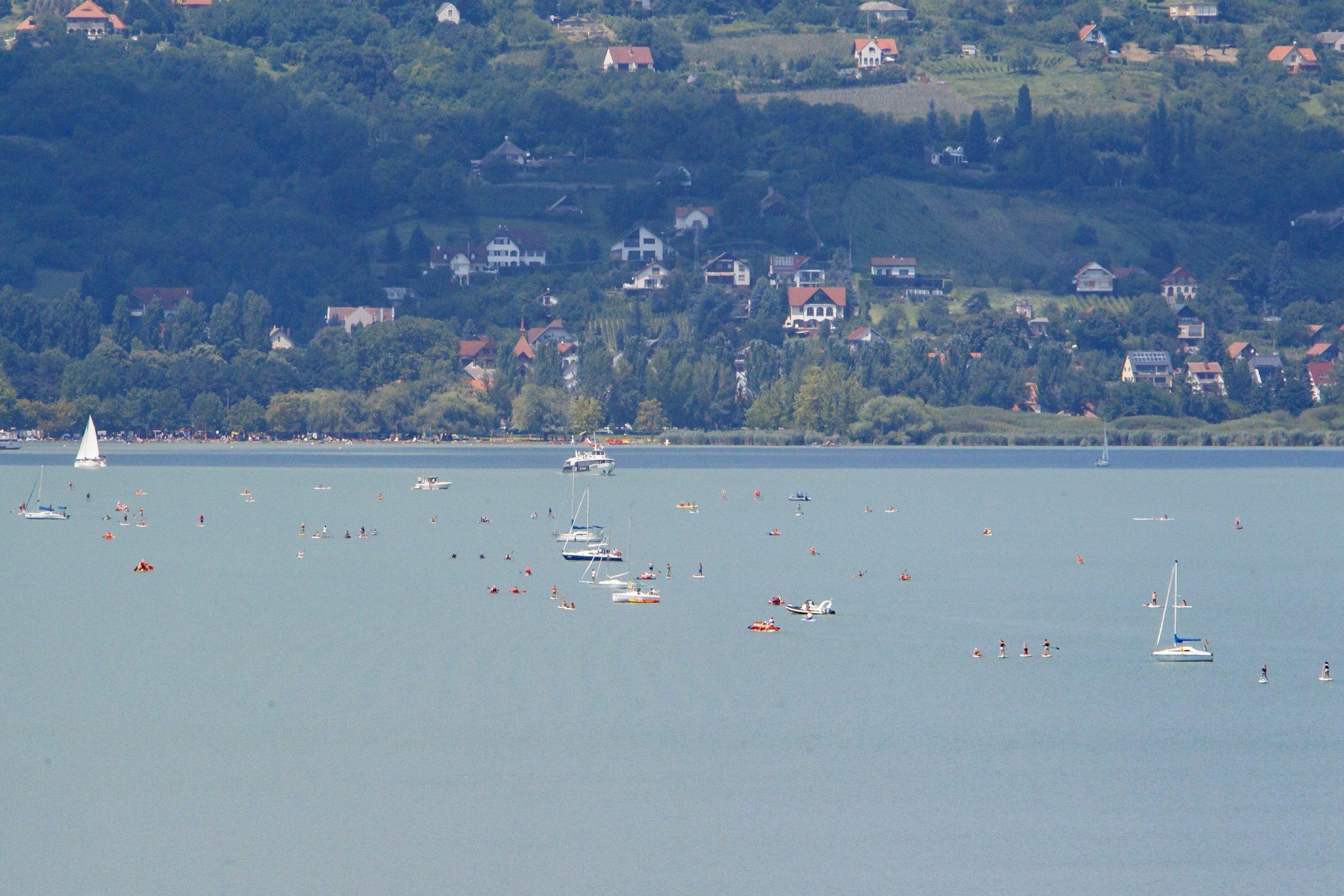 Lake Balaton Badacsonytomaj