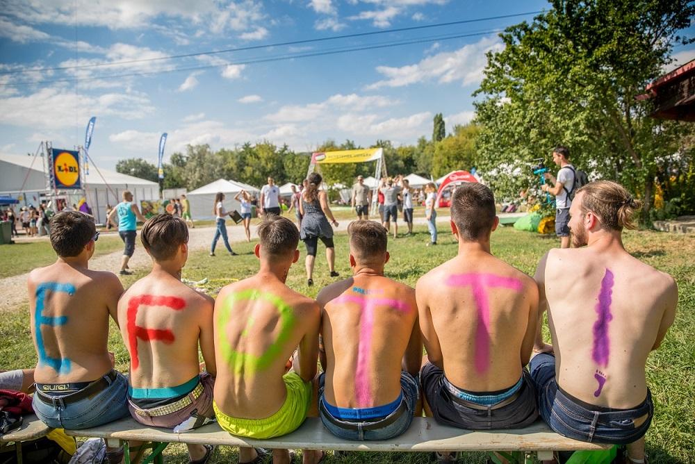 EFOTT Festival 2018 Lake Velence