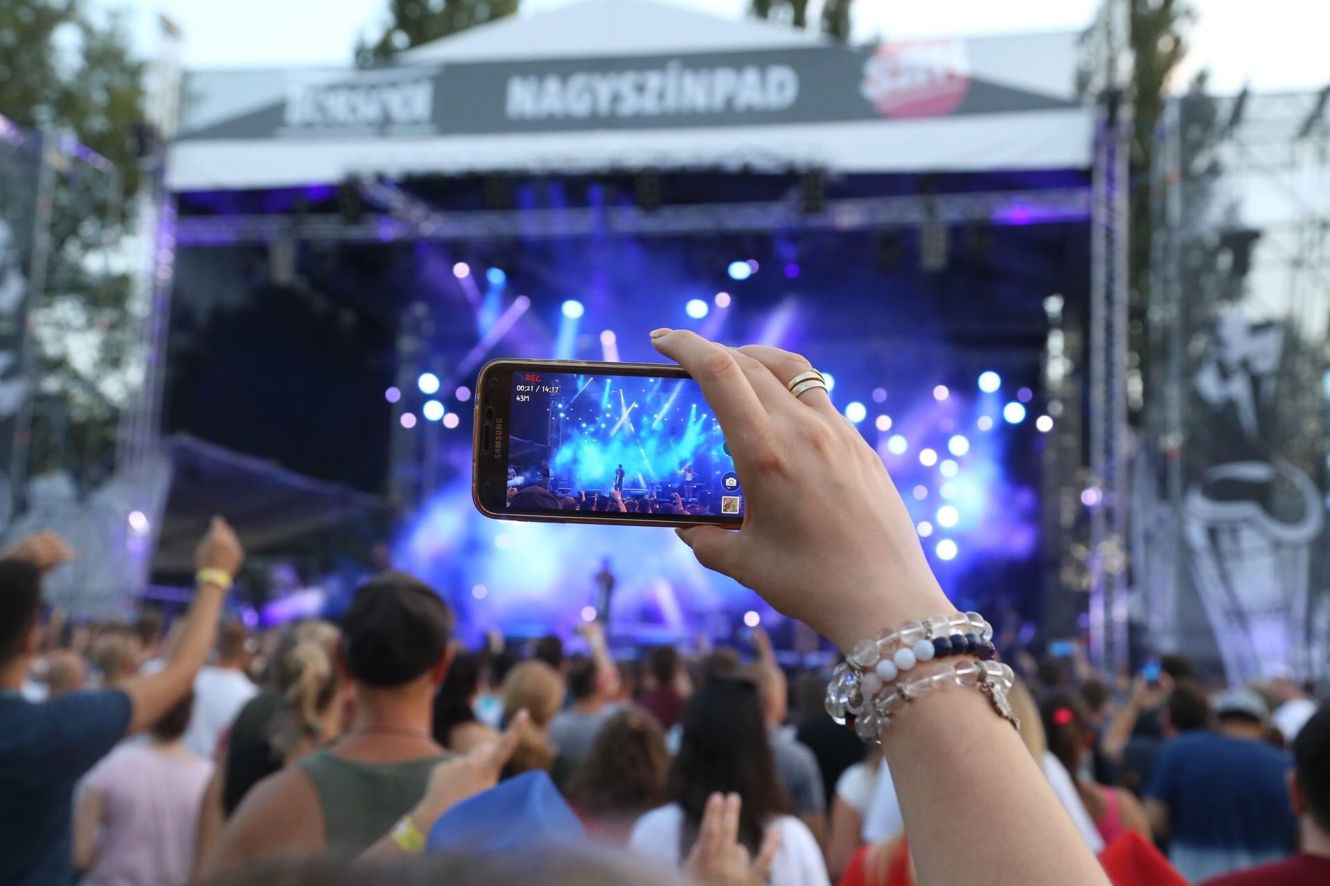 Fesztivál festival Szeged concert