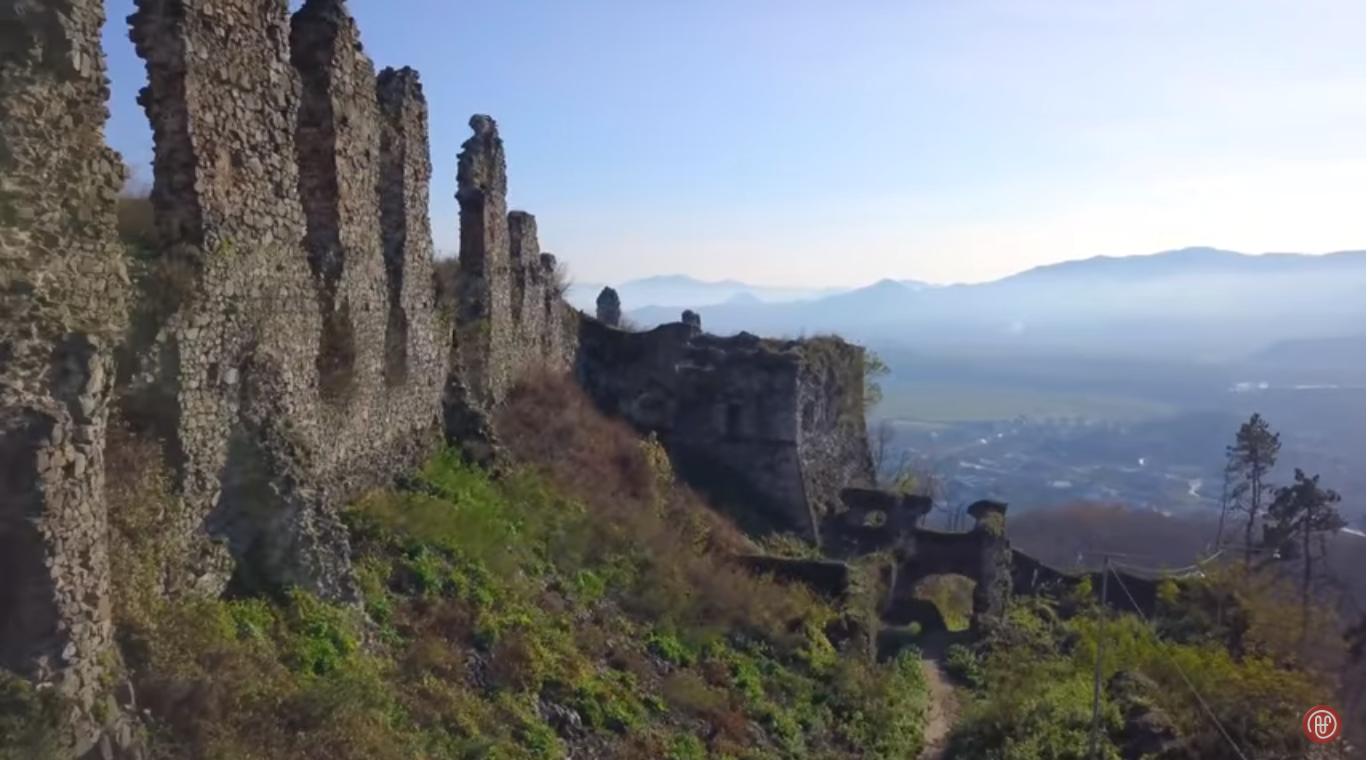 Castle of Huszt