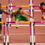 athletics Balázs Baji
