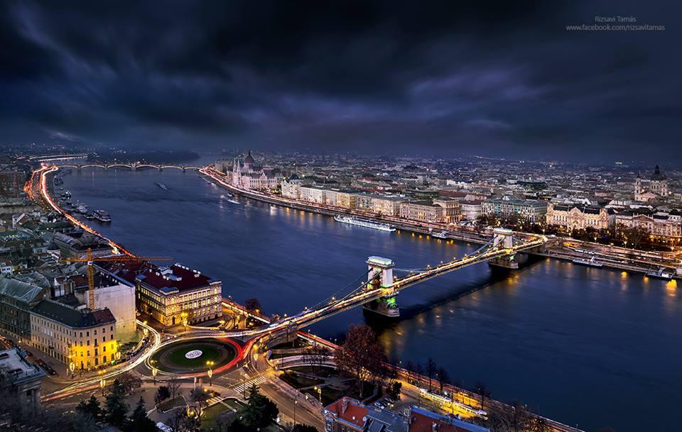 Budapest city photography