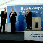 Bosch to expand Budapest development centre for EUR 113.8m