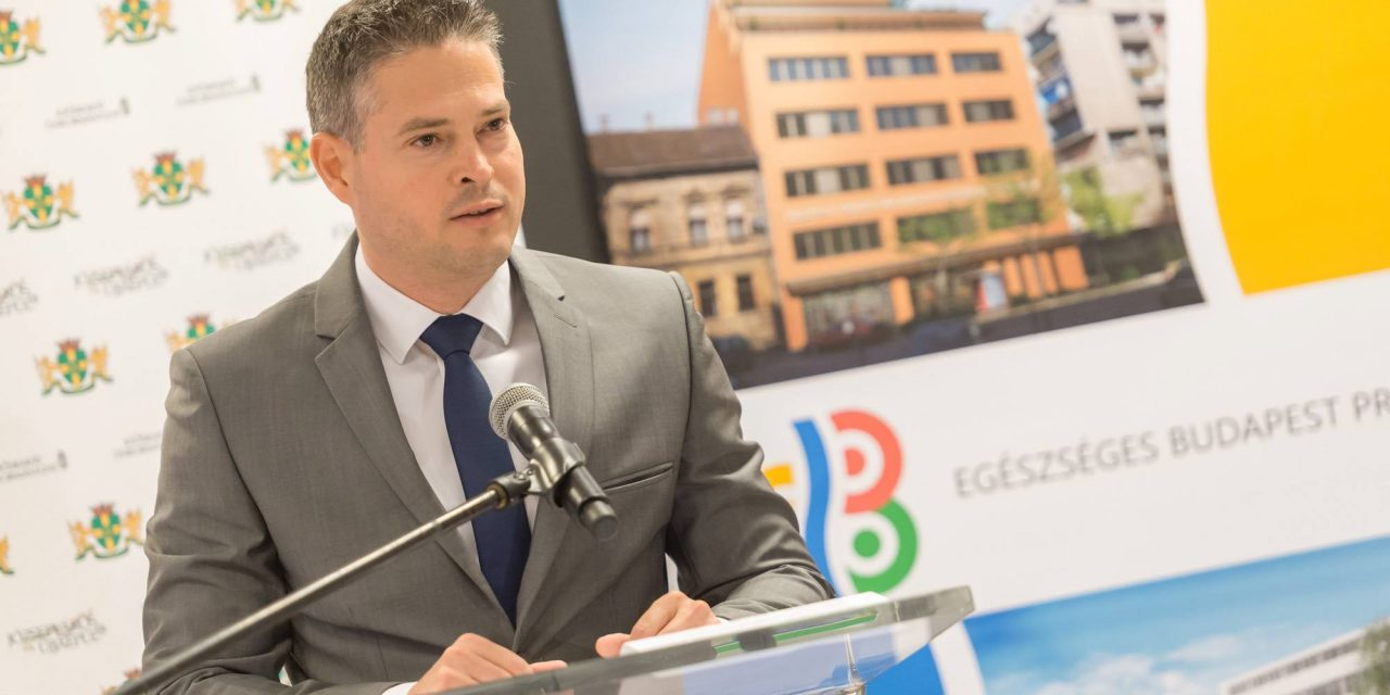 Mayoral candidate outlines plans to continue rehabilitating Budapest's 8th district