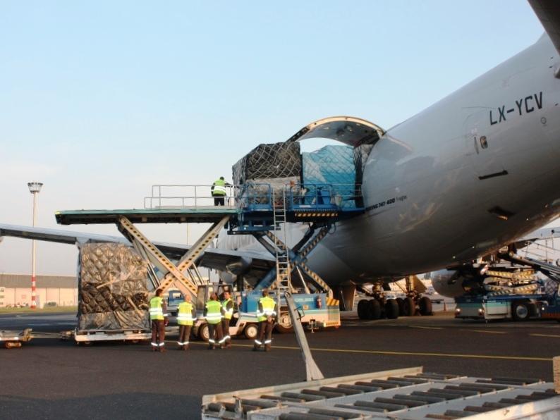 Budapest Airport Cargo City