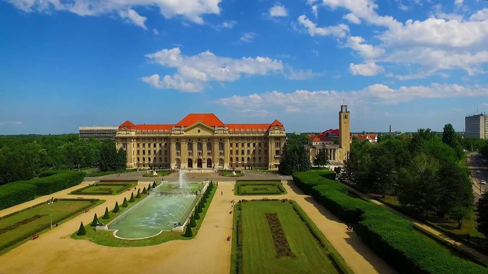 Debrecen Summer University: 183 students from 37 countries studying Hungarian