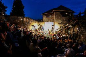 Esztergom Castle theatre