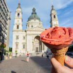 ice cream spots Budapest
