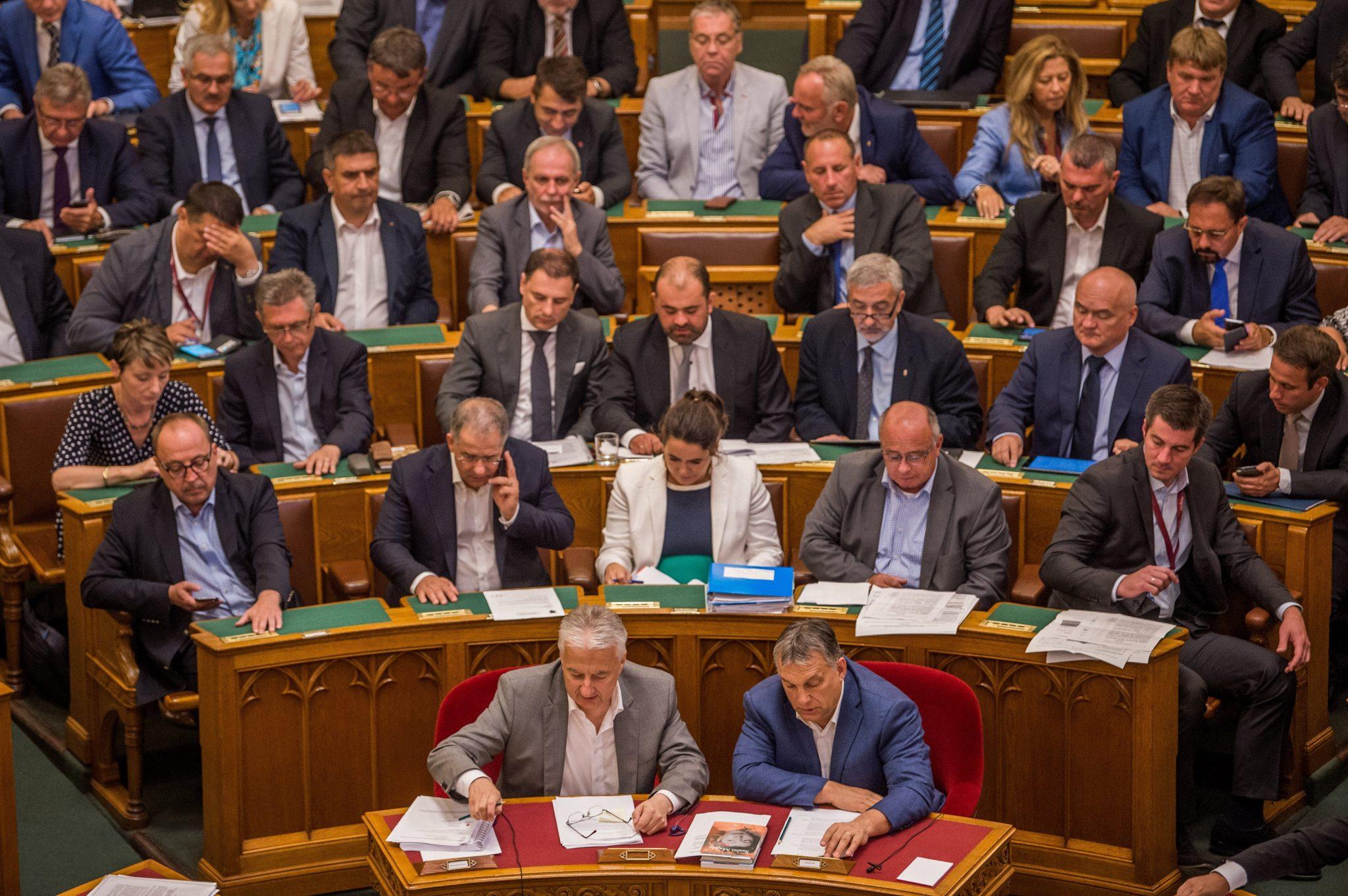 parliament Fidesz