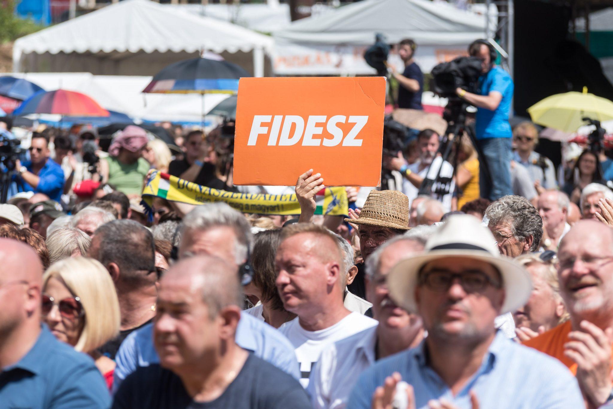 Fidesz Baile Tusnad