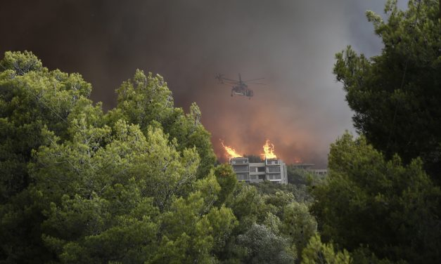 Hungarian president sends condolences over victims of Greek forest fires
