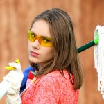 How to easily clean your new house before you move in