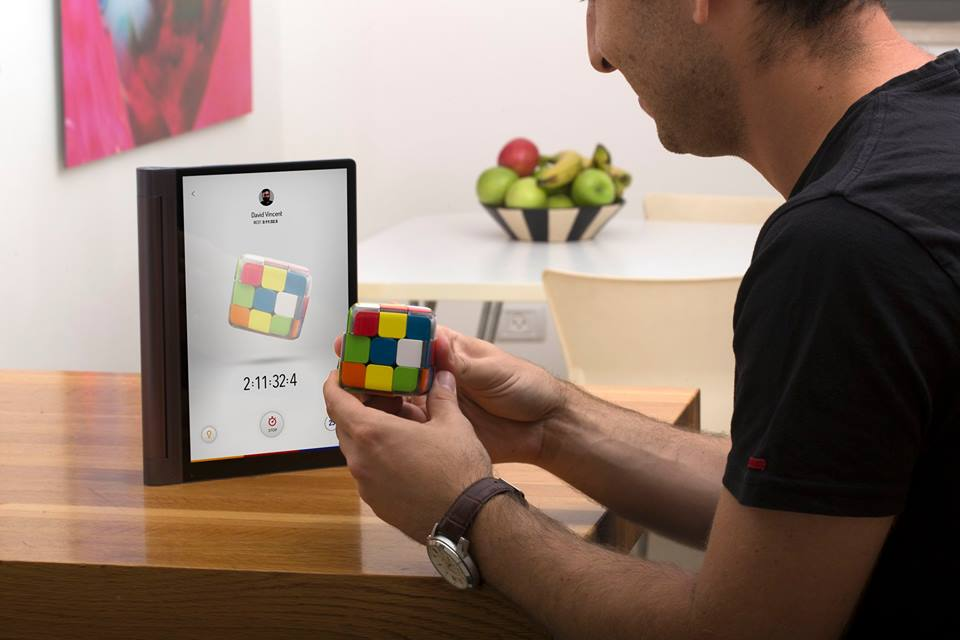 rubik's cube, game, invention